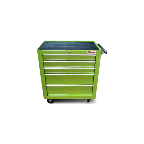 Professional tool cabinet with 5 drawers