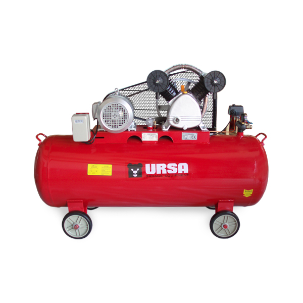 RECIPROCATING AIR COMPRESSORS 4kW WITH 300L TANK