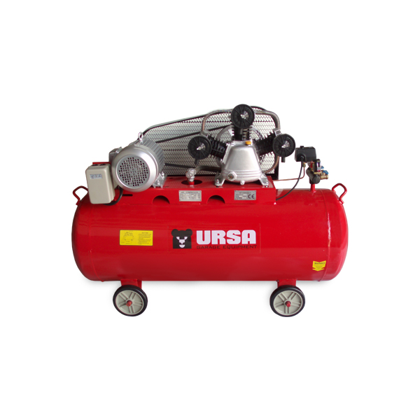 RECIPROCATING AIR COMPRESSORS 3kW WITH 200L TANK