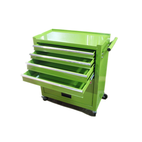 Light weight tool cabinet for home use or for mobile workshops   Easy maneuverable and take less space   Drawers with sliding mechanism   No locking   Dimmensions with casters 616x330x742   2 drawers with size 511x308x48   2 drawers with size 511x308x70.5   Panel area 536x300x304   Casters 4pcs swivel 76x25