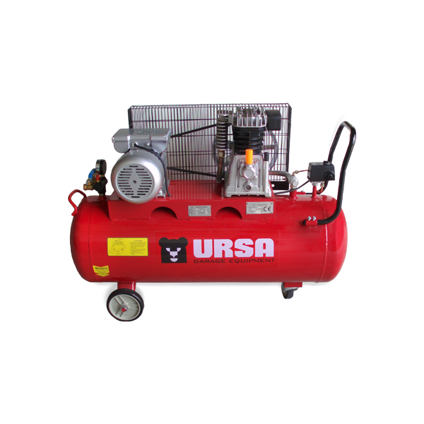 RECIPROCATING AIR COMPRESSORS 2.2kW WITH 100L TANK
