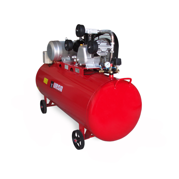 "Industrial grade air compressor. Equiped with air pump with big air flow.             Air delivery     37 cfm         Compressor Stage    One        Pump RPM    920        Pump Material    Solid Cast Iron        Motor RPM    2900        Motor Phase    Three        Voltage available    380V        Tank Size    132 Gallon        Tank orientation    Horizontal        Tank Outlet Size   3X1/2""       Tank Drain    Manual         Max PSI    175        Drive Type    Belt Driven              Configuration may vary, on request."